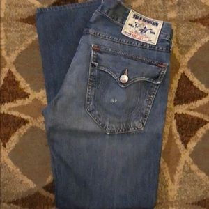 True Religion Men Jean Size 31